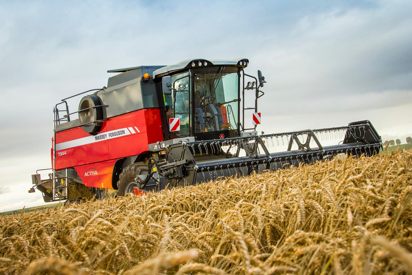 How much importance do you place on your combine engine?