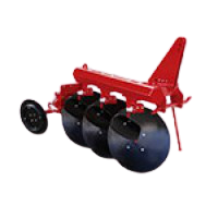 MF Disc Ploughs