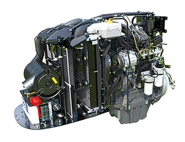 AGCO POWER 3 Cylinder Engine