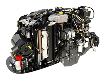 AGCO POWER 4 Cylinder Engine