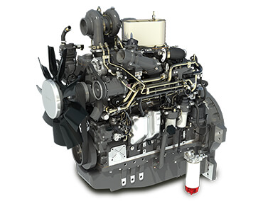 8.4 Litre AGCO POWER 6 Cylinder Engine