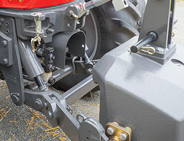 Integrated Front Linkage System