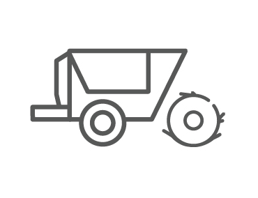 Round Balers - Pick-Up Position