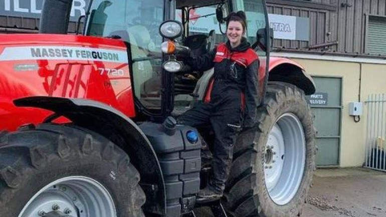Apprenticeship paths leads to an exciting future for young women in ag
