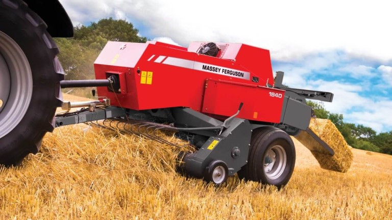 MF 1840 | Small Square Baler