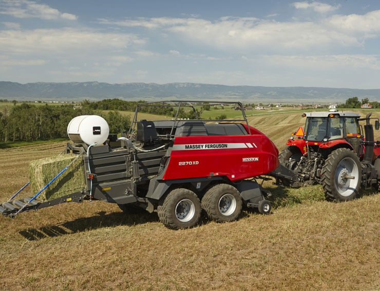 Large Square Balers