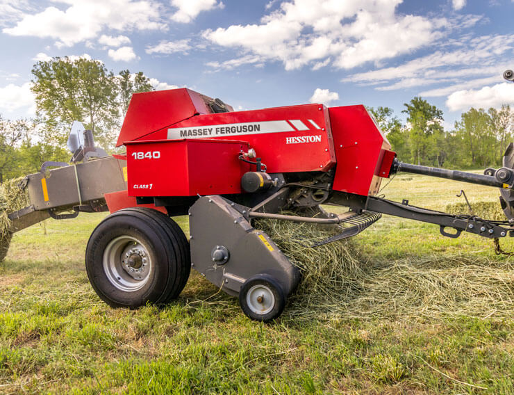 Small/Medium Square Balers