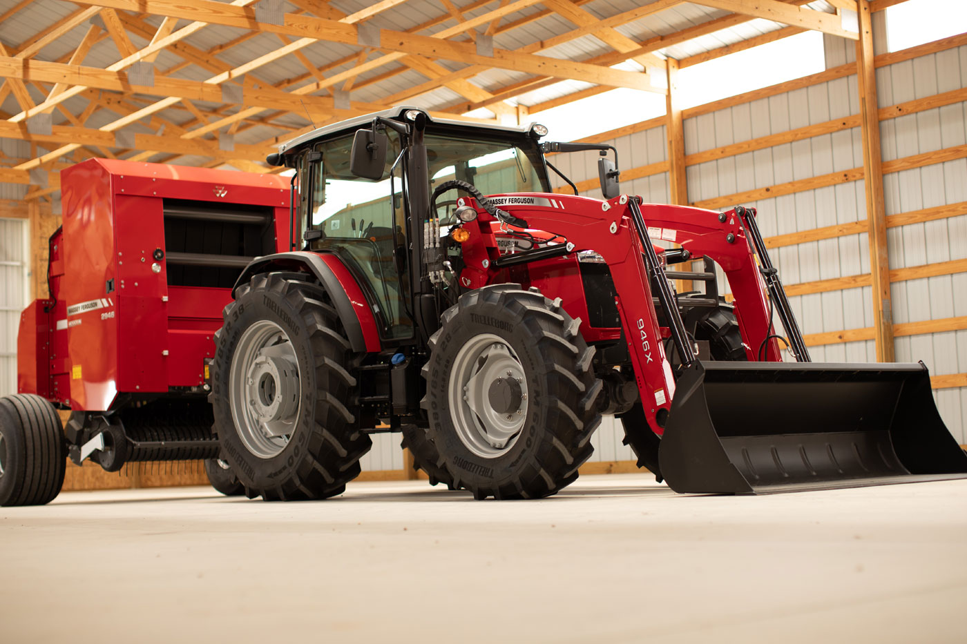 A TRACTOR YOU CAN RELY ON